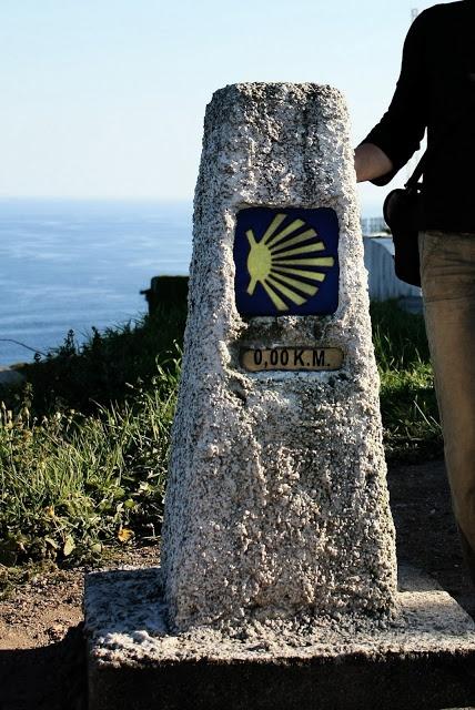 IL CAMMINO DI SANTIAGO: Até ao fim da terra... # Till the end of the earth...