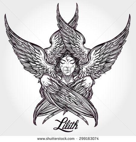 lilith symbol - Google Search                                                                                                                                                                                 More