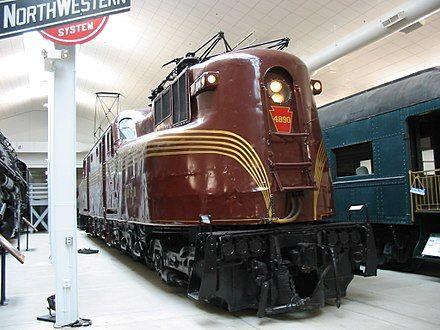 Pennsylvania Railroad - Wikipedia