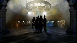 Sanctuary, tv series starring& produced by amanda tapping from Stargate