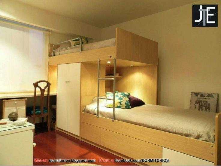 Dormitorio para adolescentes dormitorios fotos de for Dormitorio adolescente
