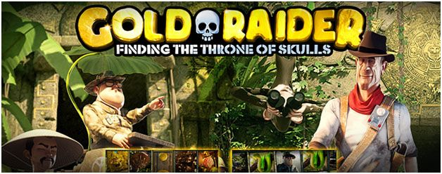 Play Gold Rider 3D #slot game at Betluck and experience the thrilness of the game