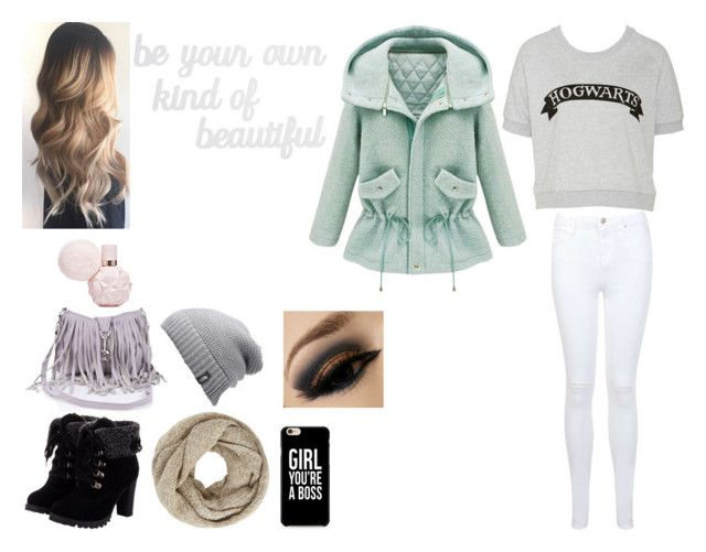 """""""Winter Outfit"""" by mhoehn on Polyvore featuring J.J. Winters, John Lewis, The North Face, Miss Selfridge and PBteen"""