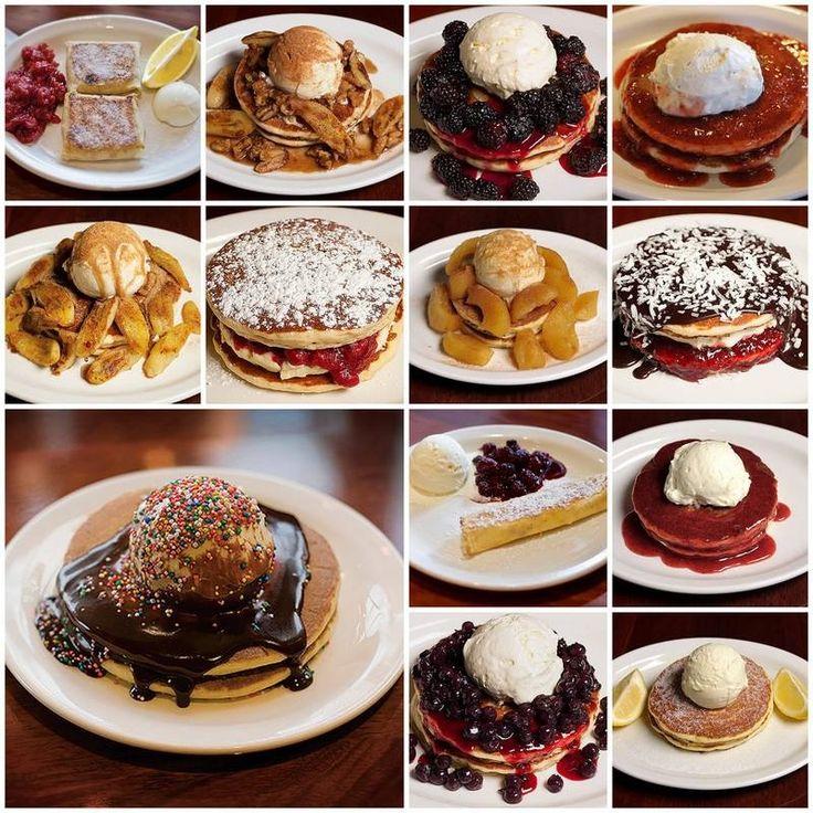 Pancake Kitchen Ballarat Menu