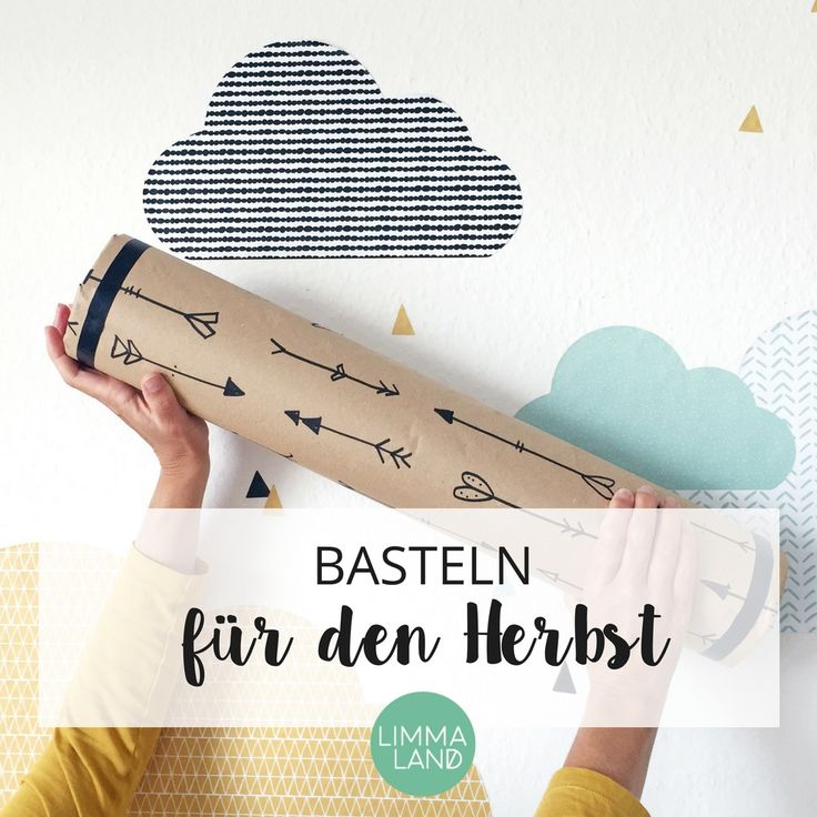 106 besten herbstbasteln mit kindern bilder auf pinterest. Black Bedroom Furniture Sets. Home Design Ideas