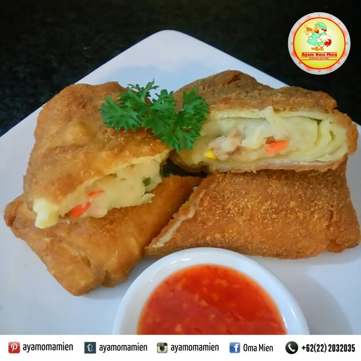Risoles Ayam, Price: Rp.15.000/portion