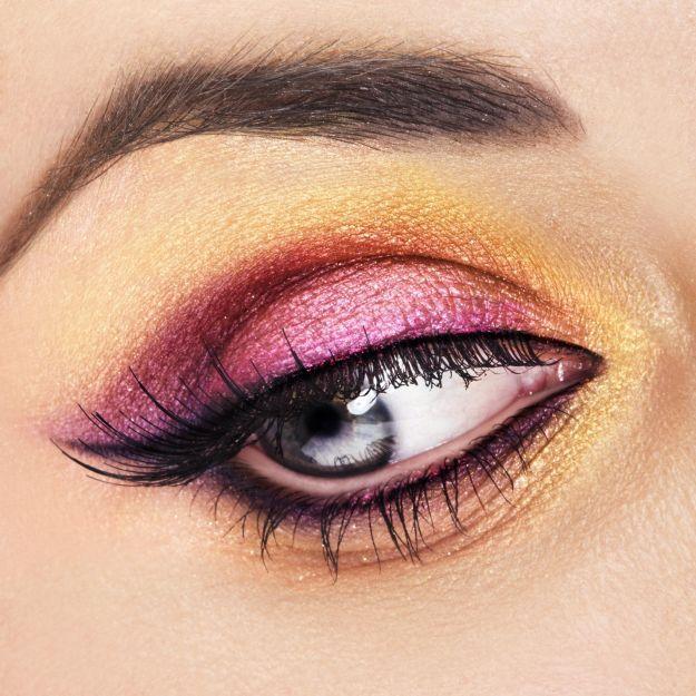 Макияж для серых глаз ::: onelady.ru ::: #makeup #eyes #eyemakeup