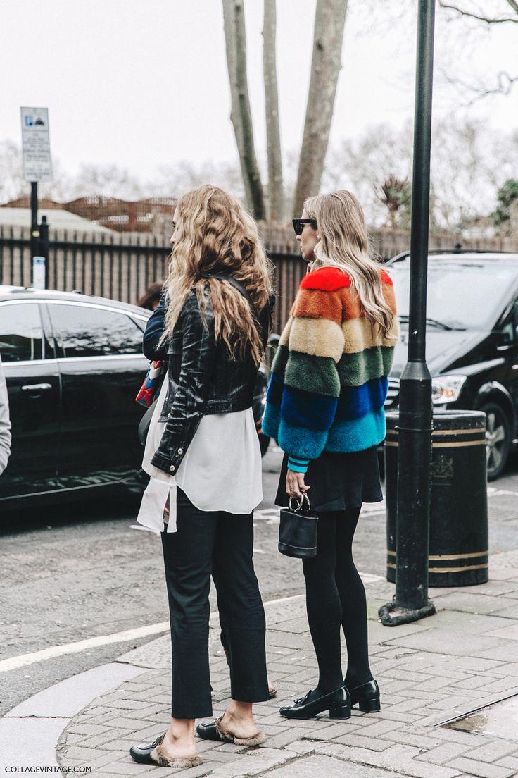 LFW-London_Fashion_Week_Fall_16-Street_Style-Collage_Vintage-6 #ElegantLivingForWomen #WomenInNoirfilms http://www.quaintrellism.net