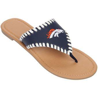 Women's Denver Broncos High End Sandals