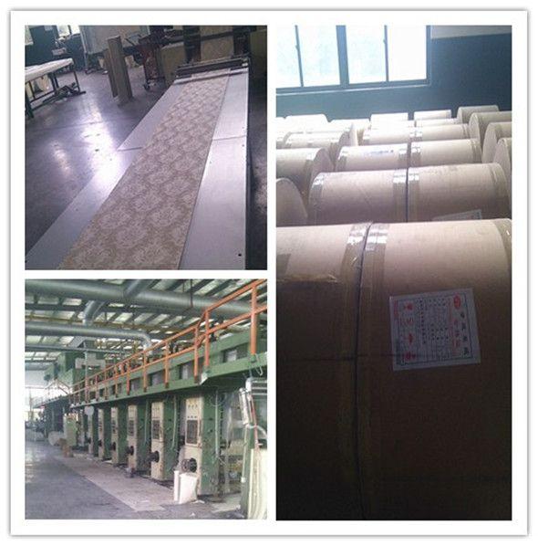 China manufacturer supplier exporter of PVC wallpaper, vinyl wallpaper,non-woven wallpaper for wall / vintage beautiful 3d wallpaper wall paper