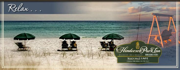 Henderson Park Inn sits on the sugar-white shoreline of Destin, a #seaside town whose southern charm is as captivating and memorable as its unspoiled #beaches along the #Gulf-of-Mexico.