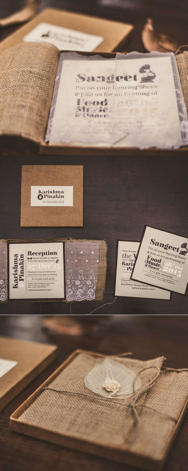 Perfect Invites Wedding Invitation Nature Autumn