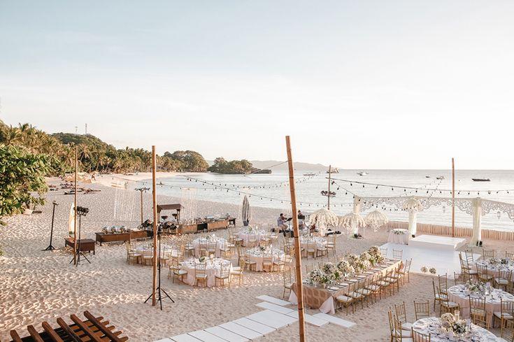 Matt and Katy's Destination Wedding at Shangri-La's Boracay Resort & Spa