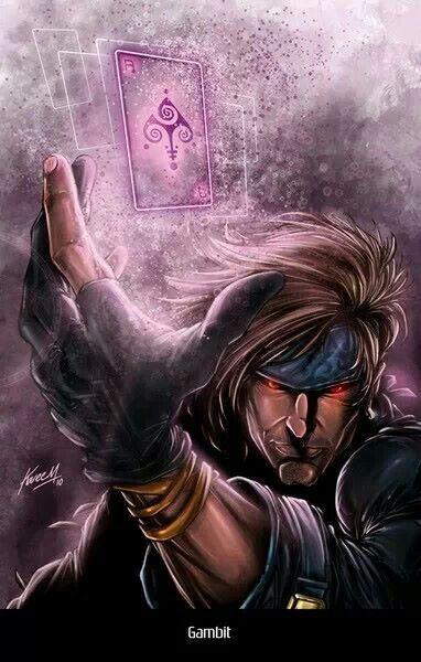 My Favorite X-Men - The always sarcastic Gambit