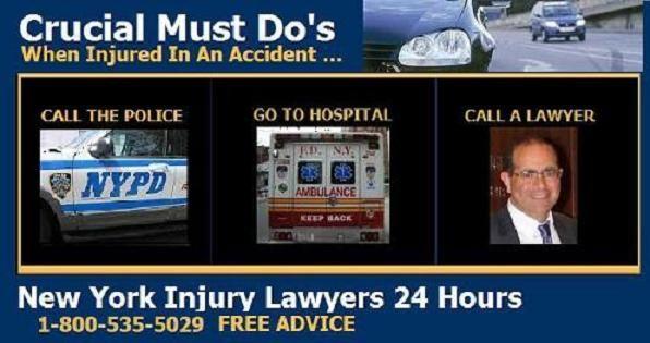 Personal Injury lawyer in New York.  24 Hour car accident lawyer FREE ADVICE NYC, Brooklyn, Bronx, Queens, LI, NY.  http://www.ajlounyinjurylaw.com  #Bronx #Brooklyn #Manhattan #Queens #StatenIsland #LongIsland #NewYork