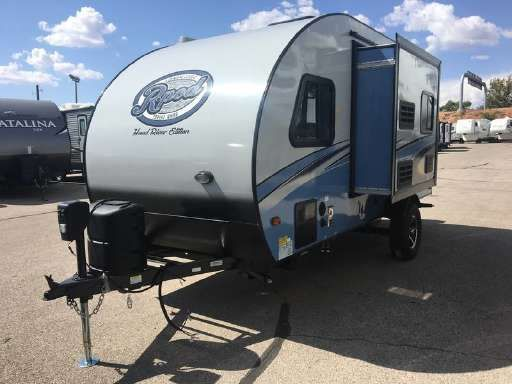 2019 Forest River R Pod Ultra Lite Rp 180 In Saint George Ut