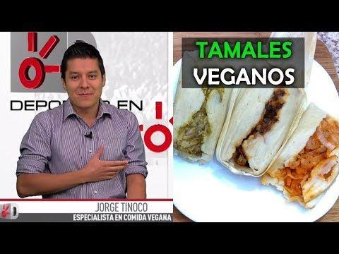 CÓMO HACER TAMALES SALUDABLES | Comer Vegano en #ClaroSports