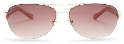 Fossil Women's Aviator Sunglasses