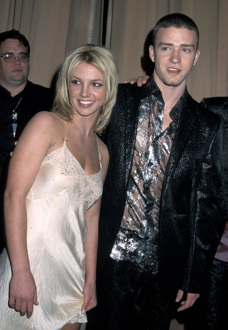 Britney Spears and Justin Timberlake #BritneySpears #JustinTimberlake