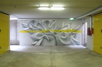 Nicaragua Graffiti Crew: PEETA from Italy