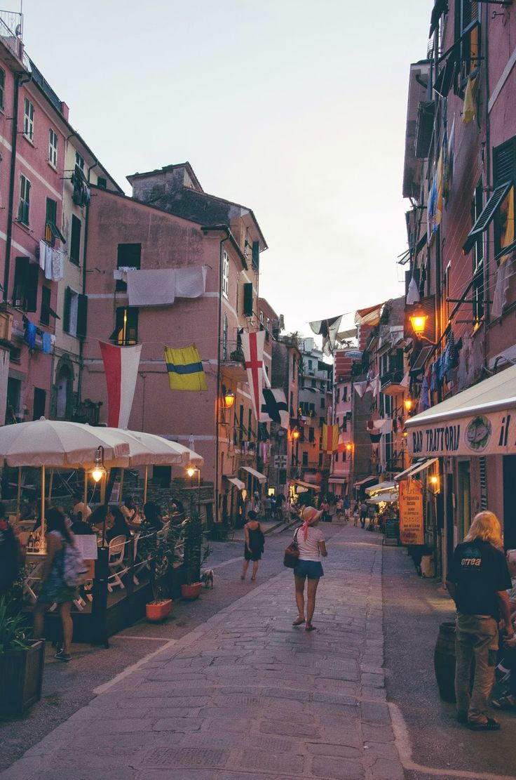 Ofierzynka Vernazza, Cinque Terre, Italy