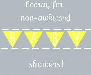 10 Non-Awkward Baby Shower Activities