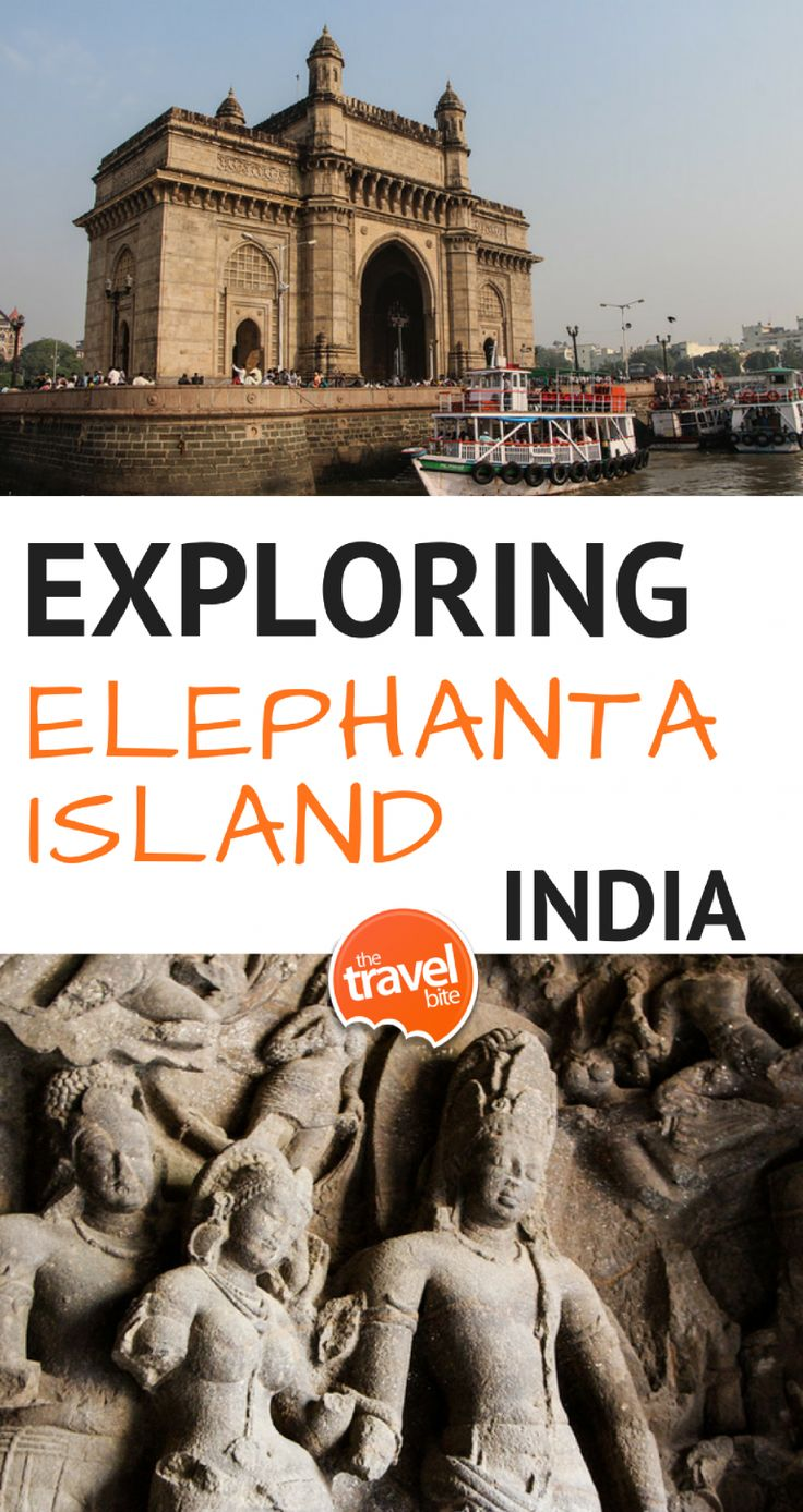 Exploring Elephanta Island ~ http://thetravelbite.com