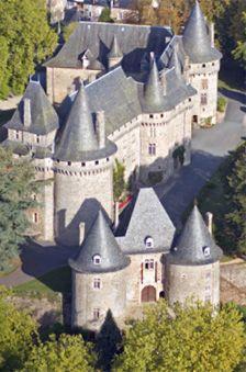 Chateau Pompadour, France | Arc-en-ciel Vacances