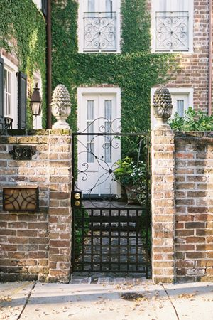 115 Best Images About Courtyard Gardens Of Charleston And