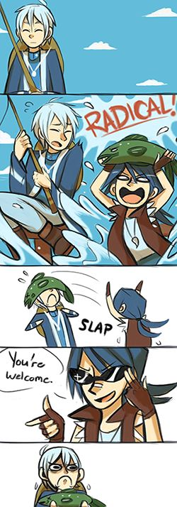 How to Fish by Luke by cyber-seagull.deviantart.com on @deviantART