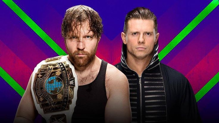 For the #ICTitle The Miz vs. #DeanAmbrose . . www.youtube.com/... . . . #prowres...