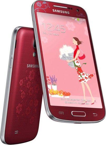 Samsung Galaxy S4 Mini La Fleur Edition in rosso: è ufficiale, arriverà a Gennaio per 417 € - http://www.tecnoandroid.it/samsung-galaxy-s4-mini-la-fleur-edition-in-rosso-e-ufficiale-arrivera-a-gennaio-per-417-e/