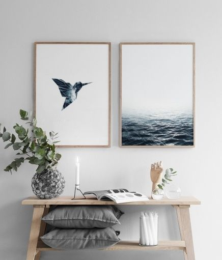 Die besten 25+ minimalistische Wallpaper Ideen auf Pinterest - wandbilder f rs wohnzimmer