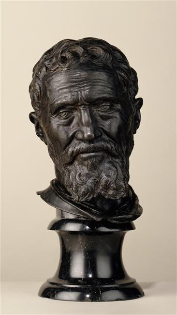Daniele da Volterra Portrait de Michel-Angelo Buonarroti LOUVRE