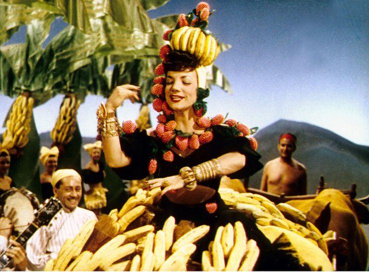 Bananas...CARMEN MIRANDA