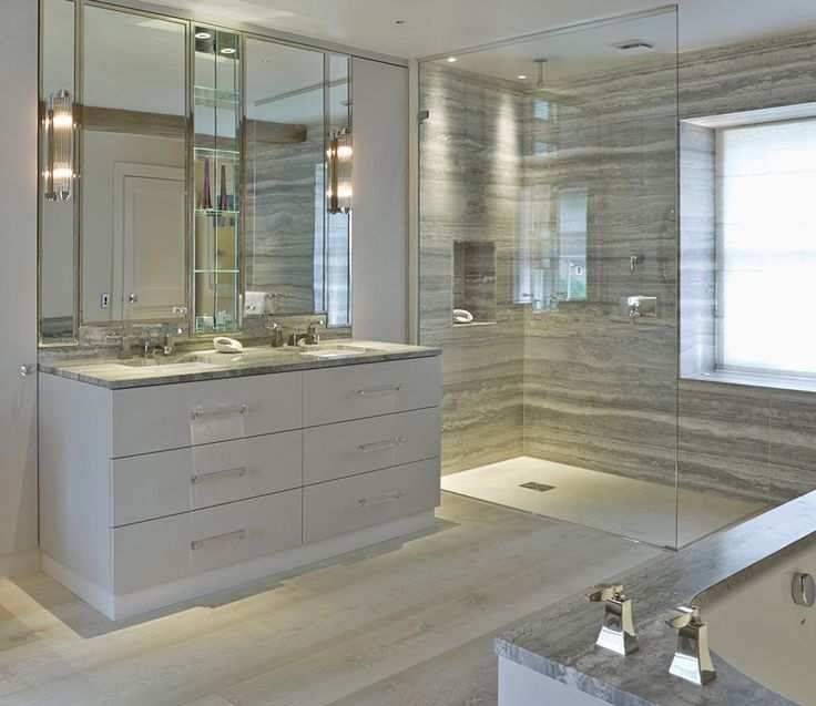 17 best images about house ideas on pinterest for Country master bathroom ideas