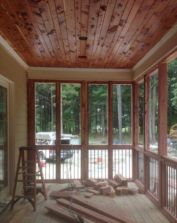 Carpentry Services – Murdock Building & Portable Sawmill