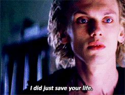 """I got Jace Herondale and I'm totally OKAY with this! """"Jace Herondale - The Mortal Instruments - Jace comes across sarcastic as cold hearted, but that's only due to his past. He tends to act more cold to those he loves? Maybe there's a guy who treats you like this? Pursue it, you never know what could happen"""""""