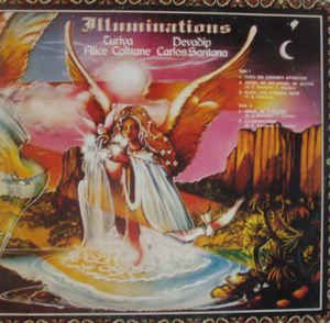 Devadip Carlos Santana* & Turiya Alice Coltrane* - Illuminations (Vinyl, LP) at Discogs