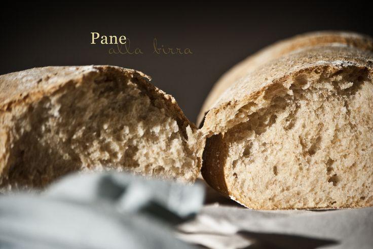 La ricetta del Pane alla Birra   L'idea Pellegrina foodblog