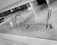 Mark McEwan's Bymark Restaurant.