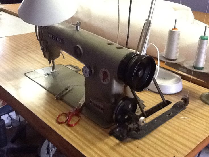 My brother industrial sewing machine
