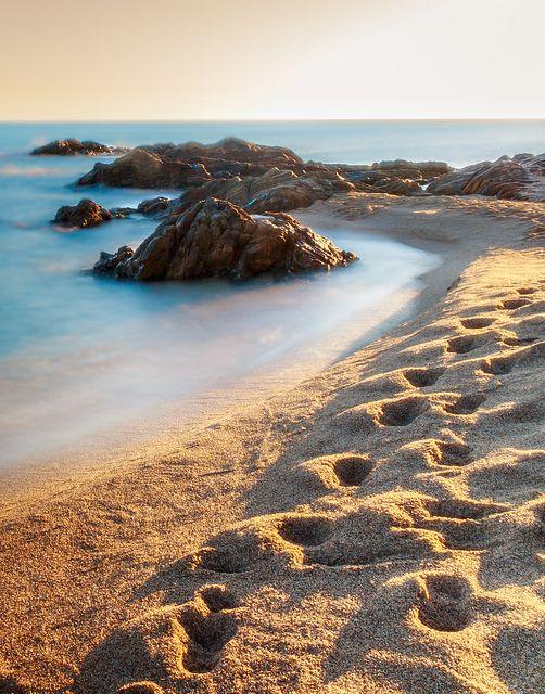 Plage du Racou à Argeles-sur-Mer