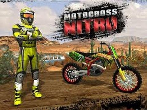http://www.heysport.biz/ Motocross Nitro GamePlay (Best Motorbike Game on Browser)