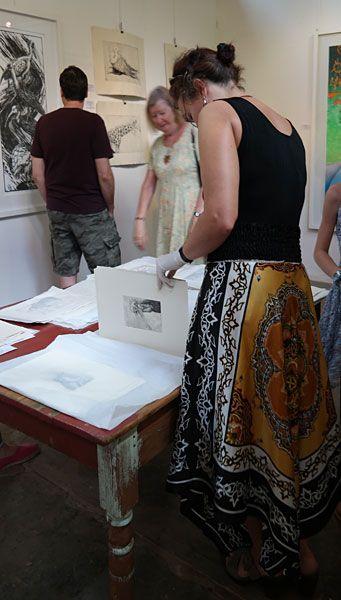 John Moore - The Alchemy of Imagination | Tina Skukan Gallery Pretoria | 15 February - 12 March 2015