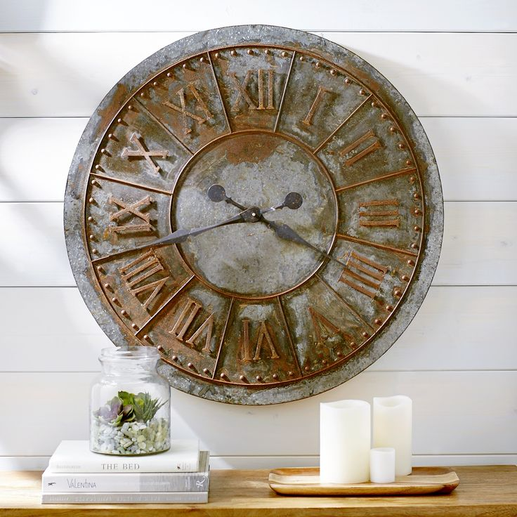 Pier One Round Wall Decor : Best images about decor gt clocks on deer