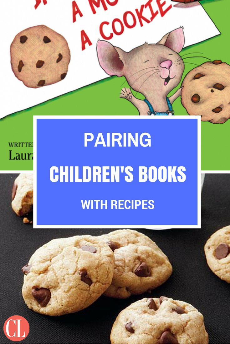 We've compiled a list of children's titles and paired them up with a dish to get you started on your own literary culinary journey. | Cooking Light