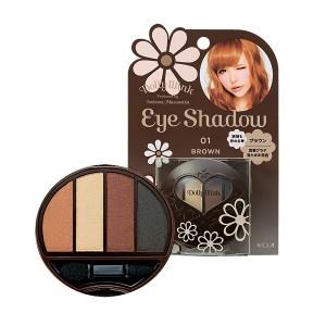 Dolly Wink Eye Shadow Ⅱ No.1 Brown
