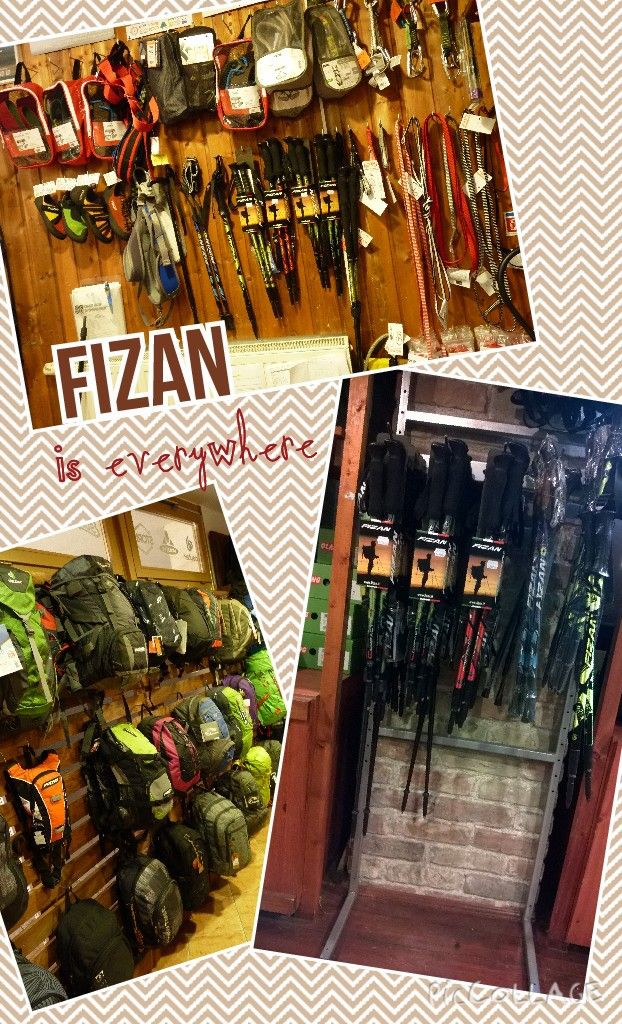 Fizan is in more than 50 countries. You can buy your #fizan poles in so many shops around the world. Find out where is the nearest shop: http://bit.ly/1xT1jCf
