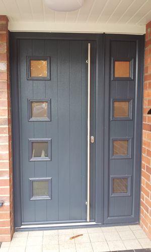 Pin on Composite Doors